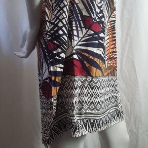 beachlunchlounge Dresses - BeachLunchLounge Evi Off Shoulder Shift Dress XL